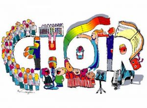 Do you like to sing?  Join Hope's choir.  Rehearsal Thursday evenings.