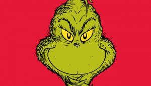 The Grinch is Coming to Hope - December 24th, following the 10AM service