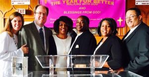 Pastor Appreciation Month - Pastor Jay, Pastor Leslie and Pastor Ron - you're the best!