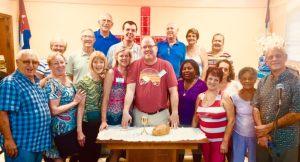 Hope's Mission Team visiting Cuba