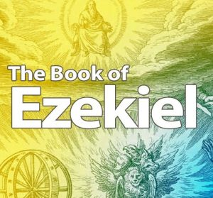 Children's Summer Worship Time will center around the book of Ezekiel. Each week the children will listen to a verse and make a craft that accompanies the story of the day.
