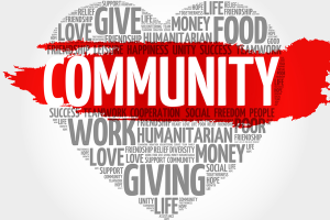 Looking for HOPE? We're right here in your community!