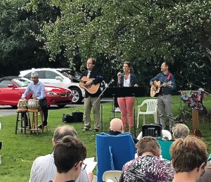 Hope's Annual Outdoor Service