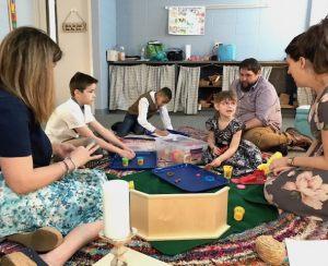 Sunday School begins September 15