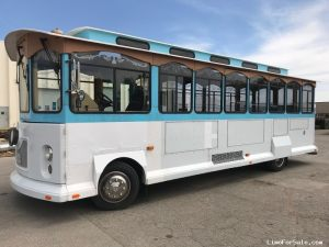The Trolley is Coming! Keep an eye out for Hope and Bethel New Life riding together on the trolley - Saturday, July 11th!